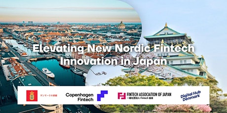 Elevating New Nordic Fintech Innovation in Japan tickets