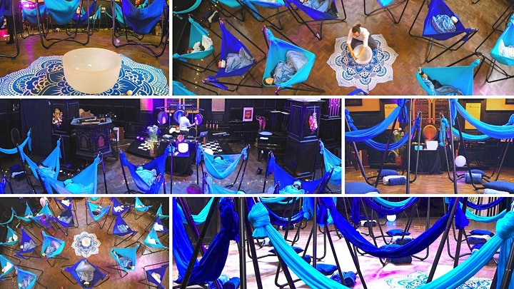 Sunday Hammock Sessions - Relax, Recharge, Reset: all-day event in Hammocks image