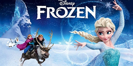 The Greatest Show - DRIVE IN -   Frozen Film  Night - Chesterfield tickets
