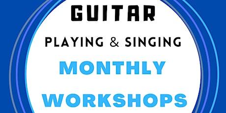 Guitar Fingerpicking And Singing Workshop   CHRISTMAS EDITION tickets