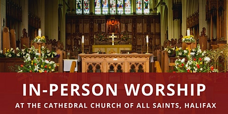 Sunday Service 10am Eucharist tickets