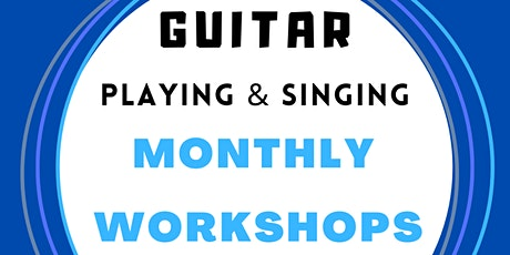 GUITAR Strumming And Singing Workshop | CHRISTMAS EDITION tickets