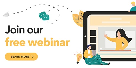 Free Webinar   The impact of COVID-19 & navigating change in your business tickets