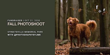Fetch + Releash Fall Photoshoot  - Streetsville Memorial Park tickets