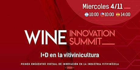 WINE INNOVATION SUMMIT boletos