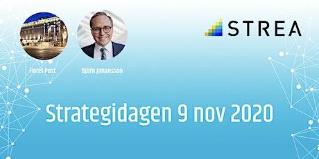 Strategidagen – 9 nov kl 8:00 – Hotel Post biljetter