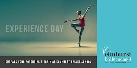 Experience Day Insight Into Training  at Elmhurst Ballet School