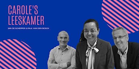 Carole's Leeskamer l Jan De Schepper & Paul Van Den Bosch tickets