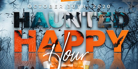 The Haunted Happy Hour -  Stuck In Traffik ATL - Specials!!! tickets