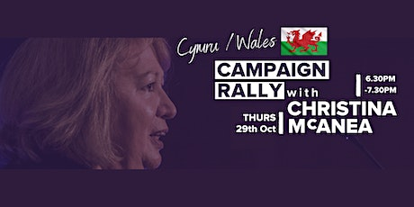 Cymru/Wales Online Campaign Rally with Christina McAnea tickets