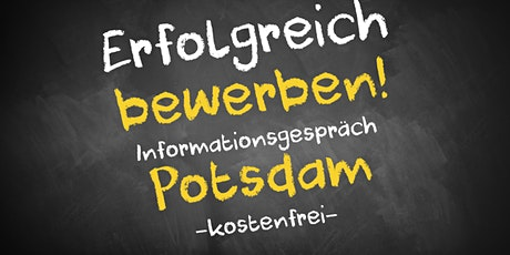 Bewerbungscoaching Online kostenfrei - Infos - AVGS Potsdam Tickets