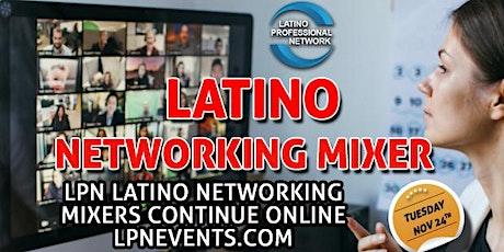 LPN's Virtual Latino Zoomixer™ tickets