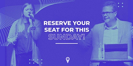 In-Person Worship Service - November 1, 2020 tickets