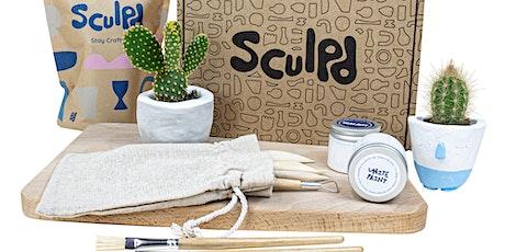 Sculpd: Virtual Pottery Masterclass