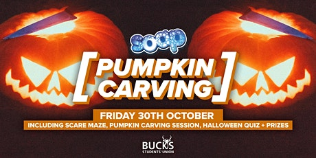 SOAP Bucks / Pumpkin Carving tickets