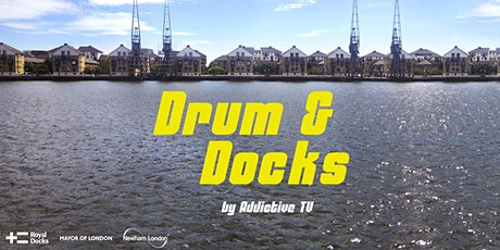 Drum & Docks - preview event tickets