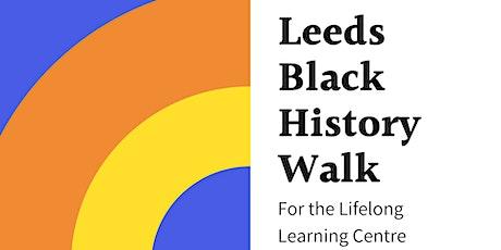 Leeds Black History Walk tickets