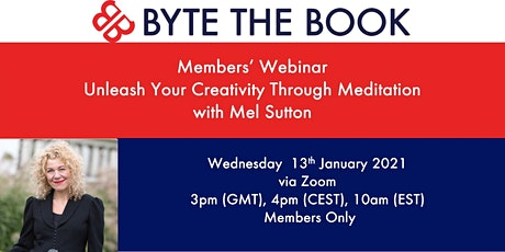 Unleash Your Creativity Through Meditation with Mel Sutton tickets