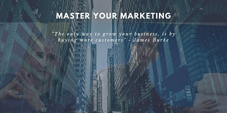 Master Your Marketing tickets