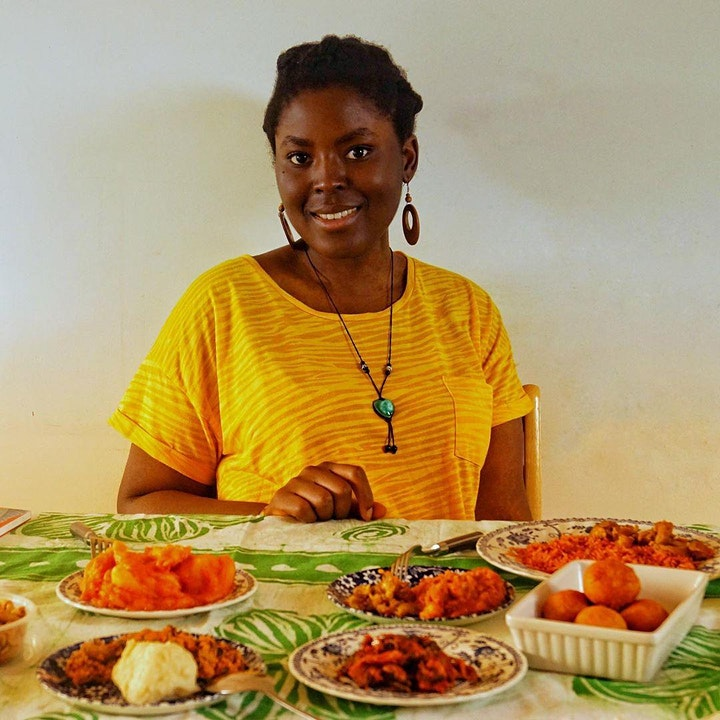 SIP & COOK'IN - Online cooking gathering - Vegan Nigerian Christmas Edition image