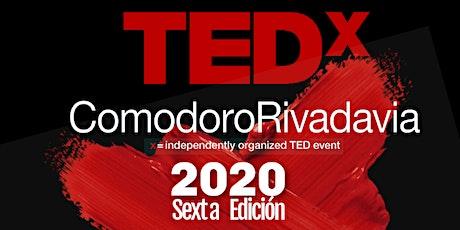 TEDxComodoroRivadavia en el Autocine entradas