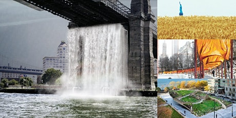 'NYC's Land Art from Past & Present' Webinar tickets