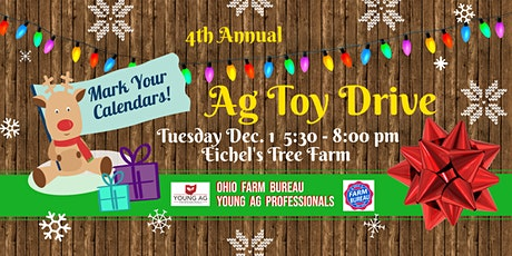 Ag Toy Drive tickets
