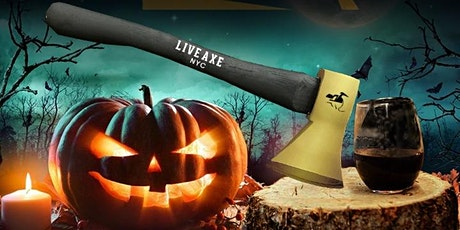 Halloween Party at Live Axe tickets