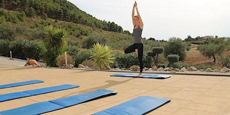 Yoga with a view entradas