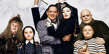 Pirate Cinemarrrgh Presents: The Adams Family tickets