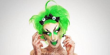 Monster Makeup Masterclass