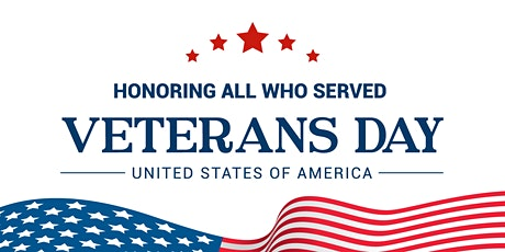 Moore County Veterans Day Ceremony tickets