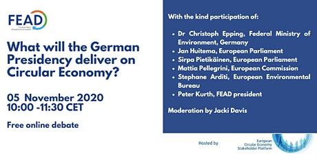 What Will The German Presidency Deliver On Circular Economy? tickets