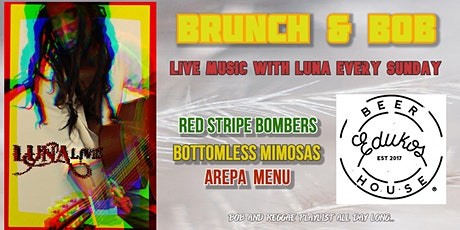 LIVE MUSIC, SUNDAY'S BRUNCH - MIAMI tickets