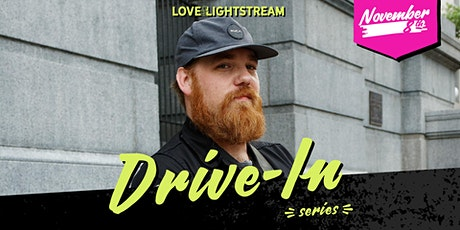 Drive-in Series: Marc Broussard w/ Greyhounds tickets