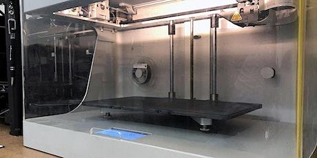 3D Printers Workshop: Private Tool Training Session [November 2020]