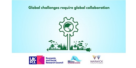 Global challenges require global collaboration - Session 3 tickets