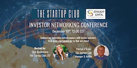 Investor Networking Conference tickets