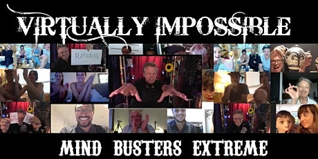 VIRTUALLY IMPOSSIBLE: Mind Benders Extreme! tickets