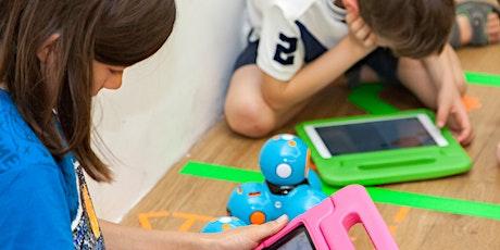 Roboter: Dash als Künstler Tickets