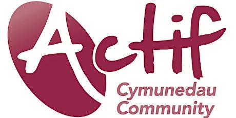 Prosiect Cymunedol Caerfyrddin / Carmarthen Community Project tickets