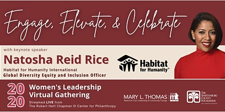 The Mary L. Thomas 2020 Women's Leadership Virtual Gathering tickets
