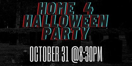 OOT's Home 4 Halloween Party 2020 tickets