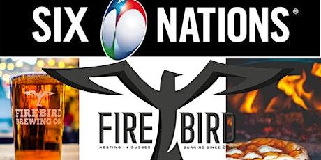 Six Nations Super Saturday tickets