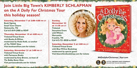 Little Big Town's Kimberly Schlapman tickets