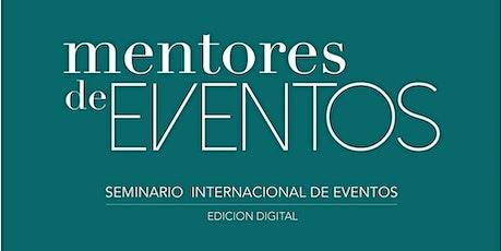 MENTORES DE EVENTOS entradas