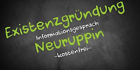 Existenzgründung Online kostenfrei - Infos - AVGS Neuruppin Tickets