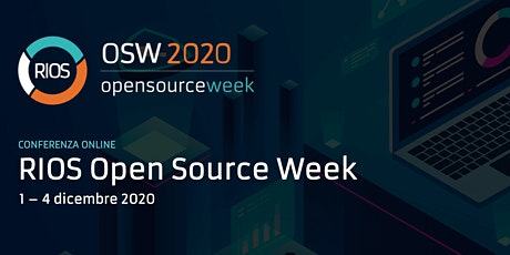 Open Source Week 2020 biglietti