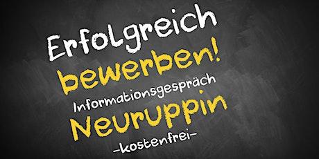 Bewerbungscoaching Online kostenfrei - Infos - AVGS  Neuruppin Tickets