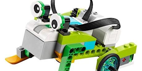 First Lego League Jr. Robotics - WeDo 2.0 tickets